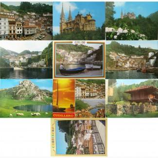 Открытки из Астурии - Испания