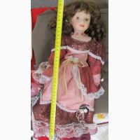 Кукла винтажная редкая интересная