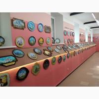 Продам художественно-декоративные панно с изображением храмов и соборов мира