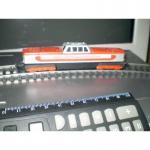 Модель железной дороги, масштаб 1:120, ГДР, в ХС