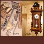 Ремонт, реставрация старинных часов, мебели, антиквариата