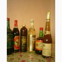 Антикварный алкоголь в Москве