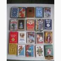 Игральные карты, небольшая коллекция в Челябинске