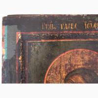 Продается Икона Усекновенная глава Иоанна Предтечи