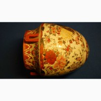 Старинное кашпо. Фарфор Сацума. Япония, кон. XIX века