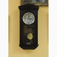 Продаются Настенные часы Hamburg Amerikanische Uhrenfabrik (HAU). Germany 1926 год