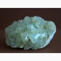 Друза кристаллов датолита