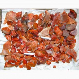 Продам халцедон розовый, м-е Кайназар, Казахстан, #130