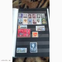 Продам альбом марок ссср