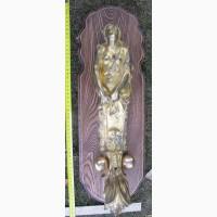 Бронзовая скульптура Венера, золочение, 18 век