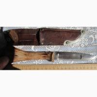 Нож охотничий финский, 1950е годы