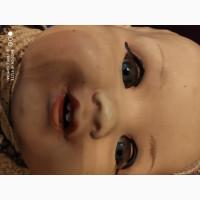 Старинная немецкая кукла