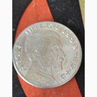 Монетовидный жетон Адольф Шикльгрубер