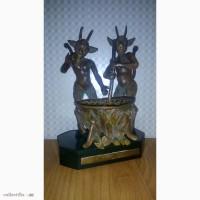 Продам статуэтку из бронзы