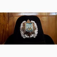 Шляпа, милиция. МВД Украина