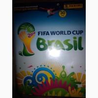 Продам альбом наклеек FIFA WORD CUP