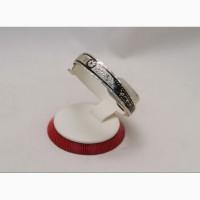 Продается Серебряный кубачинский браслет Chamomile с чернением