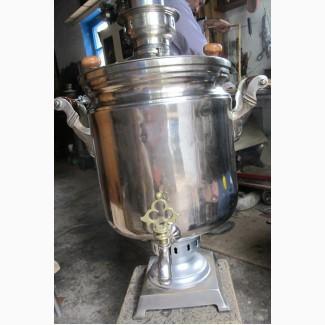 Самовар на 50 литров, Тулапатронзавод