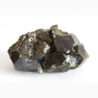Андрадит, кристаллы на породе 6