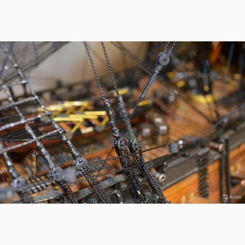 Фото 6. Корабль «Черная Жемчужина» (ручная сборка)