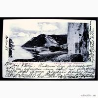 Редкая открытка «Жигулевские горы (Моркваши)».1903 год