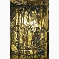 Продам Латунную накладку на книгу Апостол или Евангелие