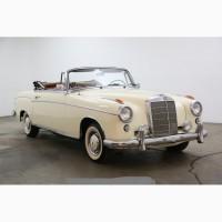 1958 Mercedes-Benz 220SCabriolet