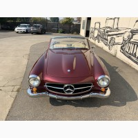 1962 Mercedes-Benz 190SL Cabriolet