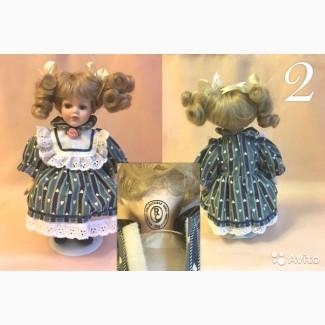 Продам куклу Светочка английской фирмы Remeko Collection высота 23 см