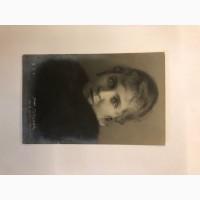 Почтовая открытка Ольга Владимировна Гзовская