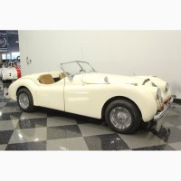 1952 Jaguar XK120 Roadster, replica