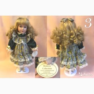 Продам куклу Оленька английской фирмы Remeko Collection высота 42 см