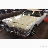 Buick Riviera 1972 год. Спорт купе
