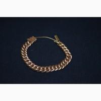 Старинный браслет, золото 56 проба