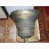 Старинный , церковный колокол