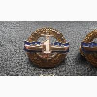 Знаки классности ( КОНТРАКТНИКИ) ВМС Украина. Комплект 4 знака