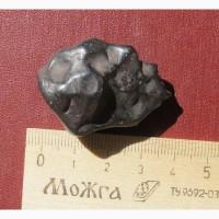Железный метеорит Сихотэ-Алинь, 62 грамма, магнитится