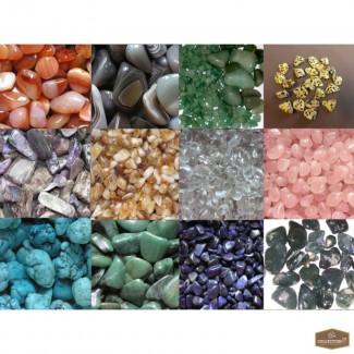 Полудрагоценные камни самоцветы