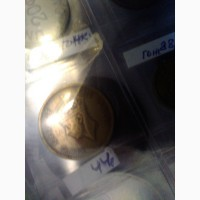 Монета Гонконга с королем Георгом