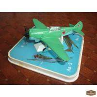 Продаётся коллекционный самолёт Ла-5
