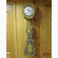 Старинные настенные часы. Уникальные 1м45 в Коломне