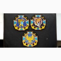 Шевроны Военно морские силы. Украина. Все разные. До 2014 г