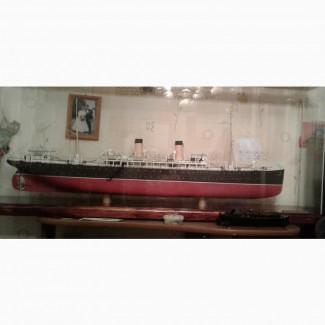 Продам модель парохода Орёл