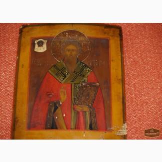 Икона Святого Священномученика Антипы в Санкт-Петербурге