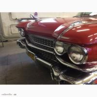 Cadillac seriya 62 Convertible 1959 coupe/ kabriolet