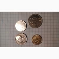 Иностранные монеты-перевёртыши