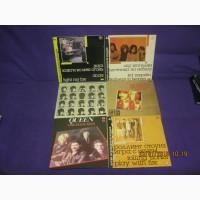 Пластинки ( фирмы Мелодия 1986, 1988, 1991 г.г.)