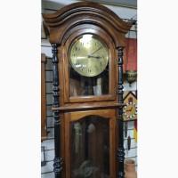 Часы напольные в деревянном корпусе, Германия, начало 20го века