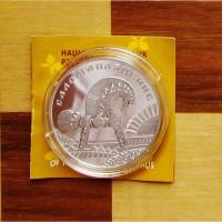 Беларусь 20 рублей 2009 Соломоплетение (серебро)