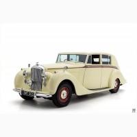 1947 Bentley Mark VI Saloon